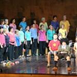 La Coral l'Arpa i Gottic Teatre fa una volta al món a base de música i teatre