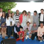 Albert Pujol i Helena Huguet, millors esportistes de Taradell 2014