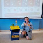 Les Pinediques i el Sant Genís i Santa Agnès finalitzen l'intercanvi sobre residus amb escoles d'Itàlia