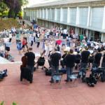 Tarda de Festa Major amb unes participatives Sardanes berenar