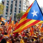 Taradell no falla i participa multitudinàriament a la V de Barcelona de l'11 de Setembre
