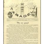 La Revista Taradell i una part de fotos històriques del poble es poden consultar per internet