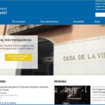 L'Ajuntament de Taradell estrena nova pàgina web per fomentar la transparència