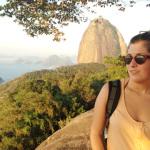 Marta Arranz, una taradellenca al Brasil