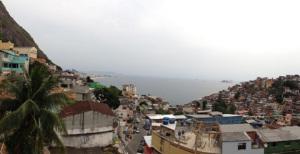Vista des de la favela de Vidigal (Rio de Janeiro)
