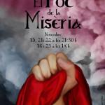 Canya que no és conya estrena aquest divendres el musical 'El foc de la misèria'