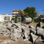 Comencen les obres de reurbanització de l'Avinguda Mossèn Cinto Verdaguer