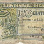 L'emissió de paper moneda a Taradell durant la Guerra Civil
