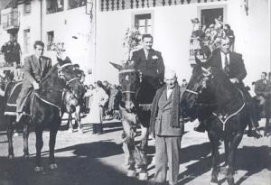 Festa dels Tonis (anys 50)
