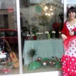 La botiga Floretes guanya el concurs d'aparadors del Carnaval de Taradell