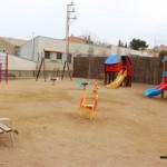 S'amplia i millora el parc infantil del costat del dispensari