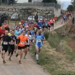 Albert Pujol i Laura Carrera s'imposen en 22km a la 5a Cursa dels gitanos de Taradell