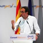 El coordinador general de Ciu, Josep Rull, seràaquest divendresa Taradell