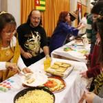 Dinou ofertes gastronòmiques a la 8a Mostra de cuines del món de Taradell