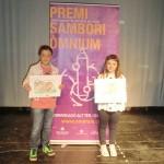 Els germans Ausió guanyen el Premi Sambori de la demarcació de l'Alt Ter