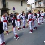 Uns 900 bastoners seran a Taradell dissabte en la 40a Trobada de balls de bastons de Catalunya