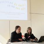 Taradell amb una Reci-festa enceta la campanya de la Mancomunitat per millorar la recollida selectiva