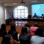 Arriben els estudiants francesos de Contres que fan intercanvi amb l'Ins Taradell