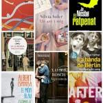 Novetats per aquest Sant Jordi 2015 a la Biblioteca de Taradell