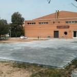 A finals d'abril estaran completades les dues pistes d'skate de Taradell