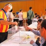 A les 11:30h la participació a les municipals de Taradell s'acosta al 15% dels votants