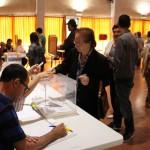 A la una del migdia la participació a les municipals de Taradell arriba al 25%