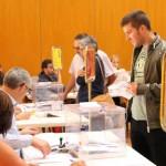 A les 18h la participació supera en 4 punts la de les municipals del 2011