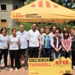 """ERC Taradell presenta una candidatura per fer un ajuntament """"més proper i que escolti la gent"""""""