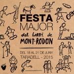 El barri de Mont-rodon celebra la seva festa major d'estiu aquest cap de setmana
