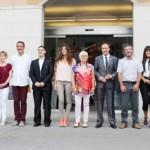Lluís Verdaguer proclamat alcalde de Taradell per al mandat 2015-2019