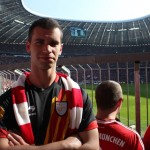 Marc Sureda, un taradellenc a Alemanya