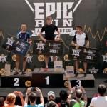 Albert Pujol és segon a la prova de 21 km de l'Epic Run Aigüestortes