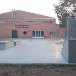 L'Ajuntament de Taradell es planteja retirar la pista d'skate del pavelló per l'incivisme del jovent