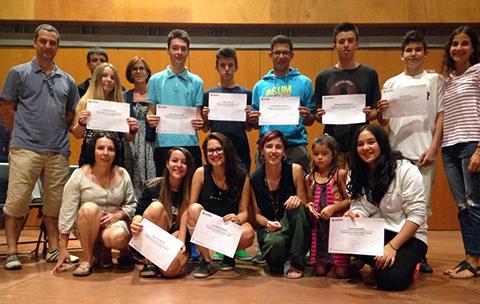 Lliurament-diplomes-Curs-Premonitors-2015