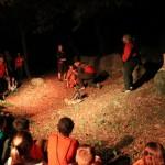 La caminada teatralitzada 'Llinatges' sorprèn en un nou entorn natural i amb nova història