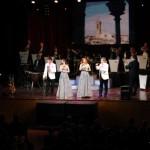 Unes 500 persones gaudeixen un any més de la Principal de La Bisbal a la Festa Major de Taradell