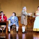Gottic Teatre tanca la Festa Major 2015 posant en escena 'Mirandolina'