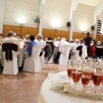 El sopar de Festa Major 2015 omple can Costa i al pavelló continuen els concerts