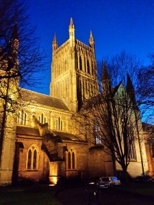 Catedral de Worcester
