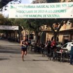 Albert Pujol guanya la cursa Passos de Gegant del Solsonès