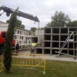 S'amplia el cementiri municipal amb un nou bloc de nínxols