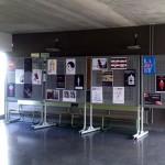 L'INS Taradell acull una exposició de cartells sobre la violència de gènere