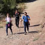 La popular caminada Rupit-Taradell