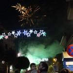 Els Botiguers de Taradell sortegen la primera experiència amb l'encesa de llums de Nadal