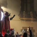Taradell dóna una càlida benvinguda als Reis d'Orient