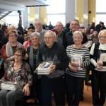 La Biblioteca s'omple per veure el documental sobre la Festa del carrer de Sant Sebastià
