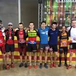Albert Pujol guanya la marató per parelles del Trail Rocacorba