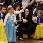 Els més petits són els primers a gaudir del Carnaval a Taradell