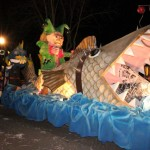 Els Troneres repeteixen triomf per segon any al Carnaval de Taradell