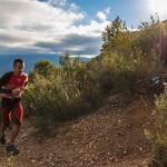 Albert Pujol aconsegueix el segon lloc a la Montserrat  Skyrace